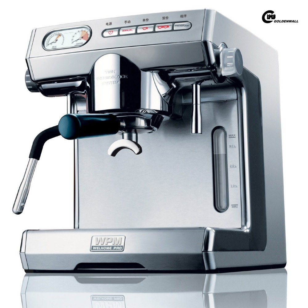 Best Seller CGOLDENWALL KD-270S Commercial Double Pump Coffee ...