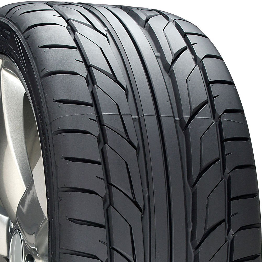 Nitto NT555 G2 Performance Radial Tire - 295/45ZR18 112W 211-400