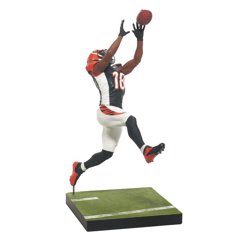 McFarlane NFL Series 33 Figure Cincinnati Bengals Aj Green Mcfarlane Toys 75631-9