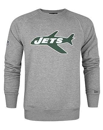 Amazon.com  New Era NFL New York Jets Vintage Logo Men s Sweater ... bc7392aee
