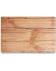 Zeller 26276 Glasschneideplatte Wood