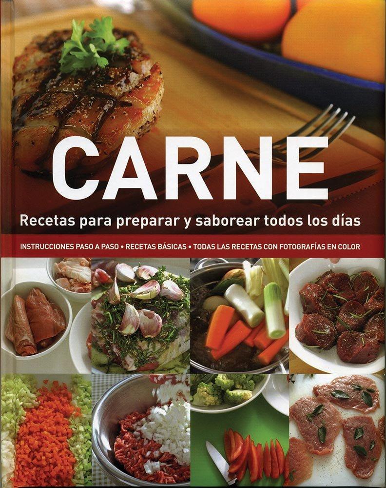 Enciclopedia de Cocina: Carne (Spanish Edition) (Cooks Ency ...