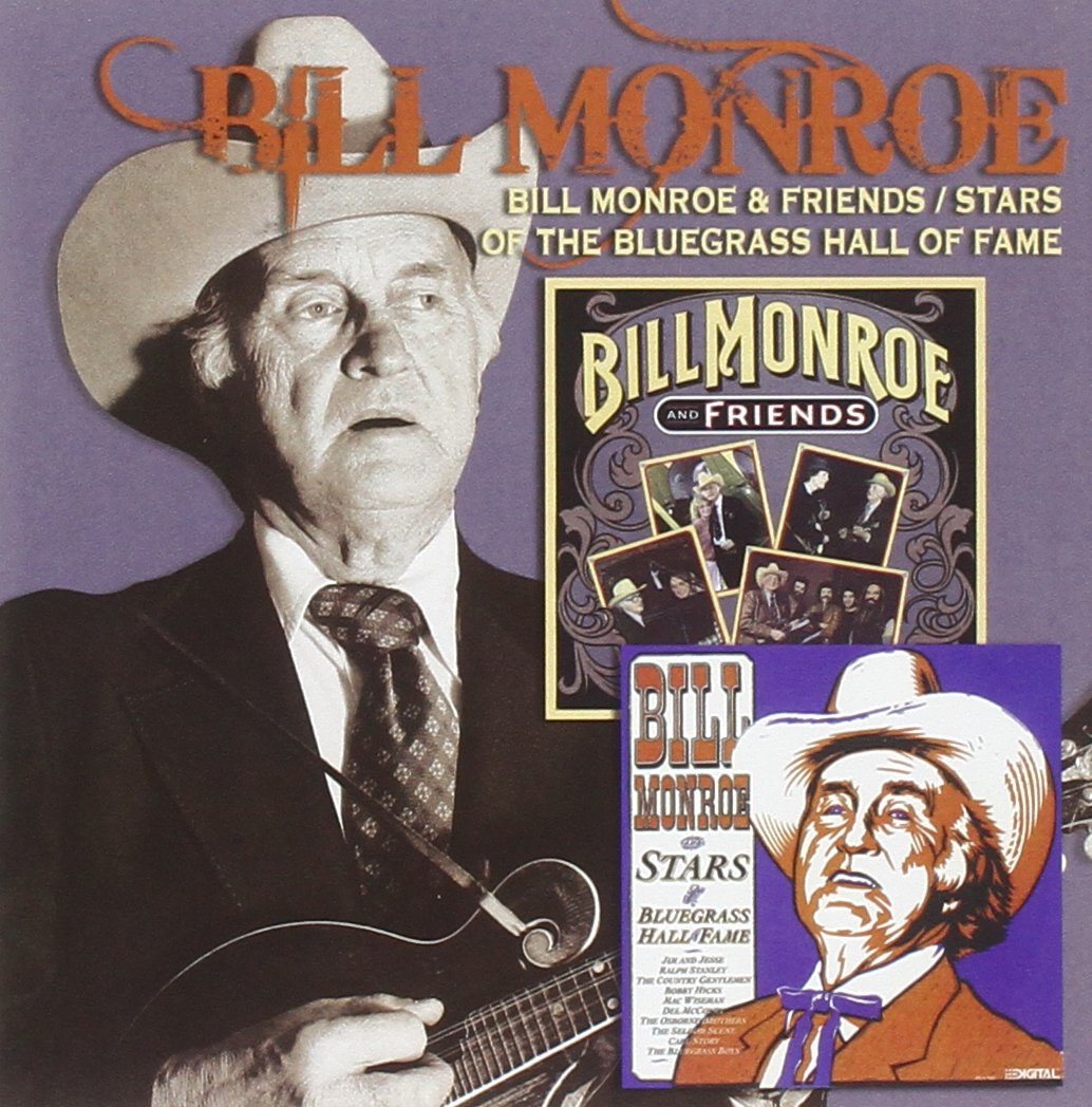 Bill Monroe & Friends/Stars of the B                                                                                                                                                                                                                                                    <span class=
