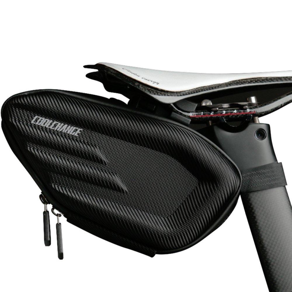 LBAFS Fahrrad Radfahren Schwanz Rear Pouch,Reflektierende Streifen Für Outdoor-Radfahren Reiten Sicherheit,wasserabweisendes Gewebe