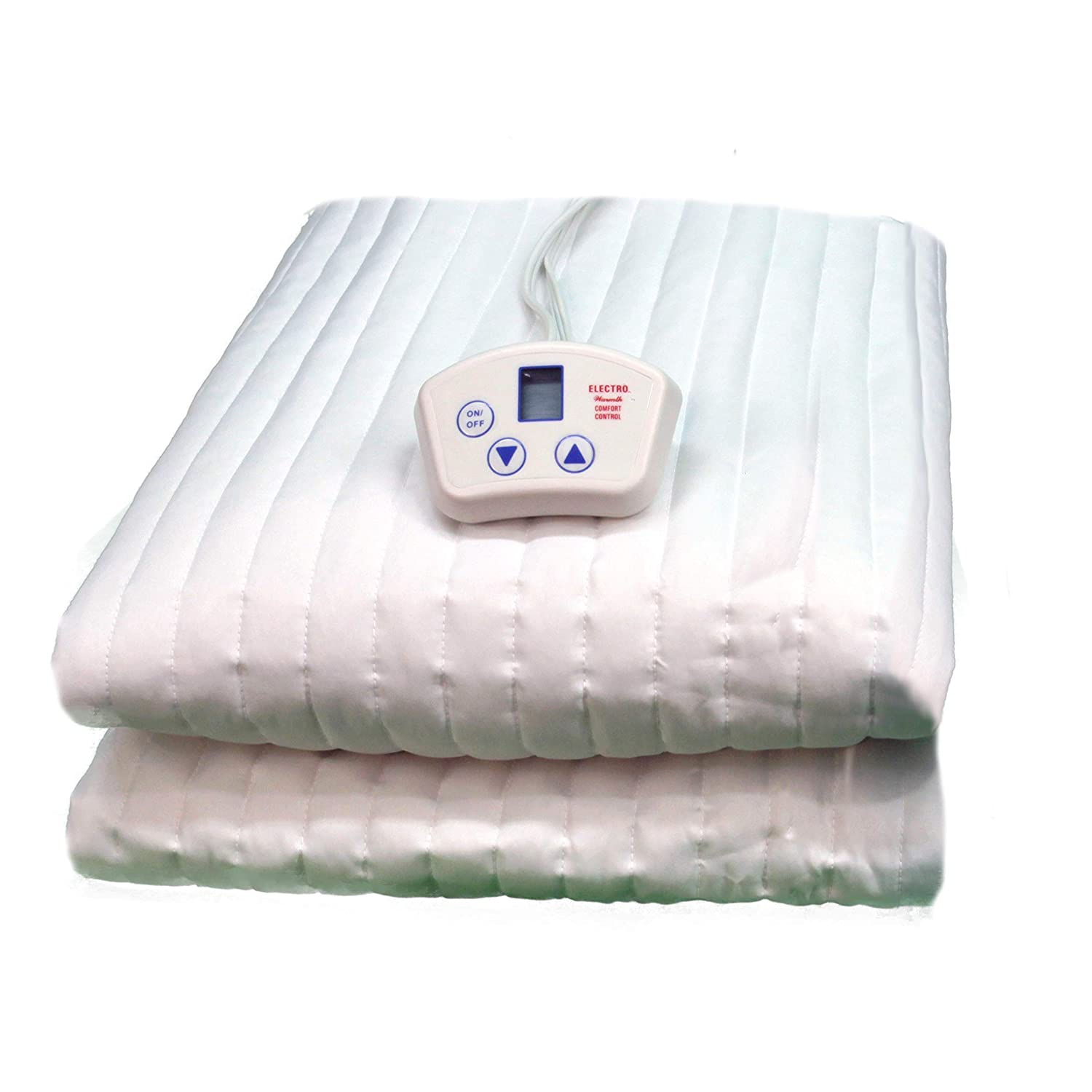 twin extra long heated mattress pad Amazon.com: Electrowarmth Twin Extra Long, White: Home & Kitchen twin extra long heated mattress pad