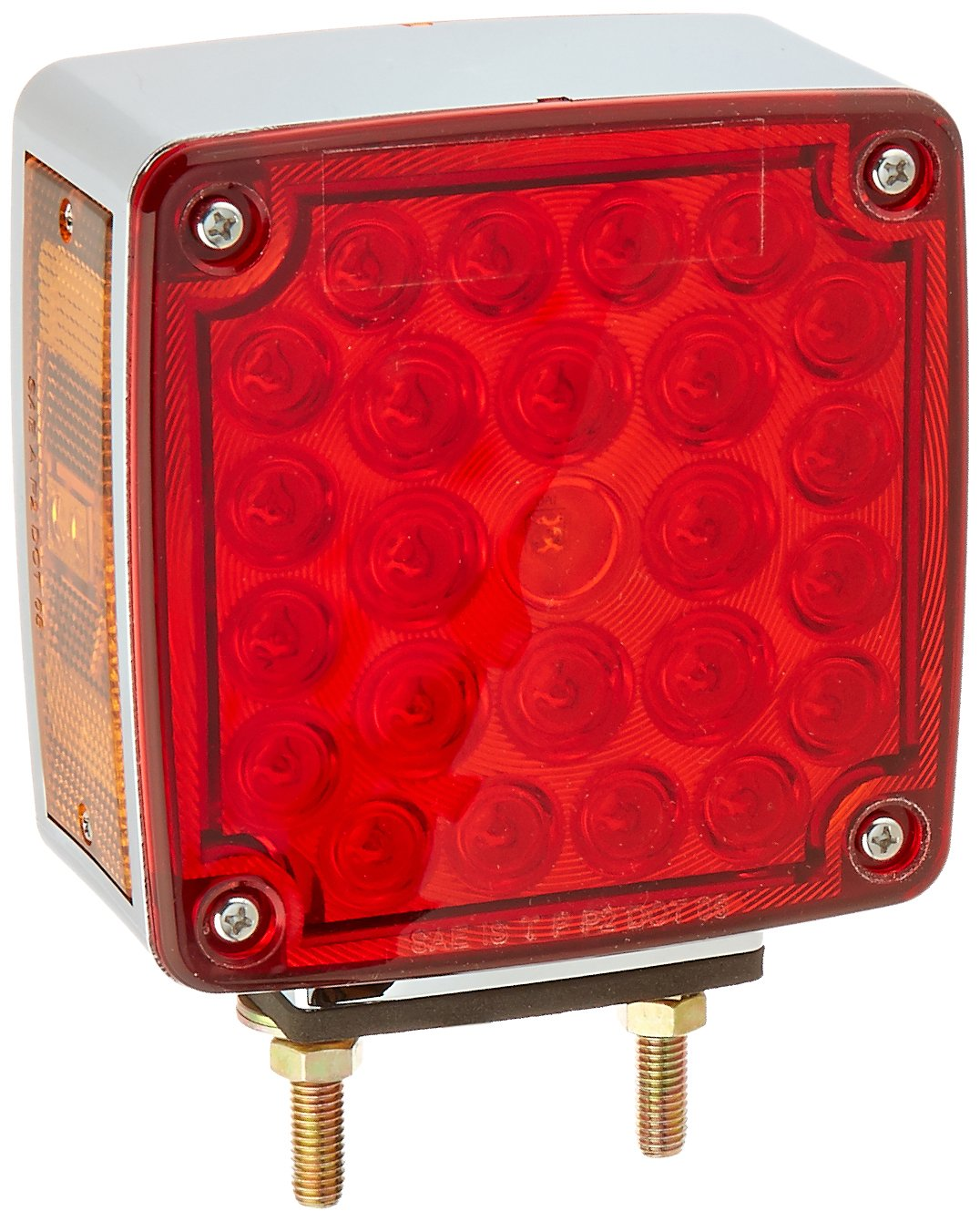 Grote G5530 Hi Count LED 2-Sided Lamp with Sidemarker