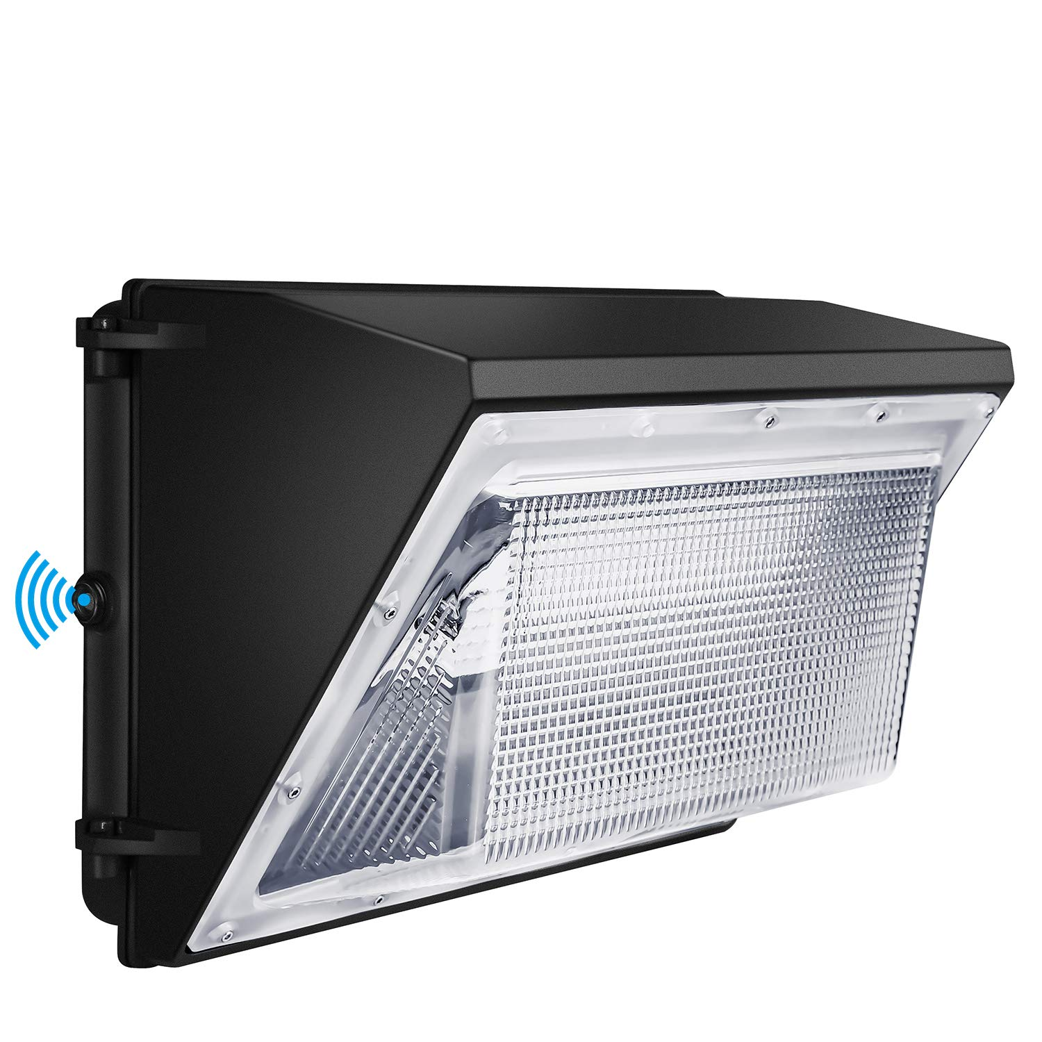 LEDMO 120W LED Wall Pack with Photocell Dusk to Dawn Outdoor Wall Pack Light 840W HPS/HID Equivalent 5000K 16940Lm LED Wall Pack Lights Commercial and Industrial LED Wall Pack Light UL,DLC Listed by LEDMO