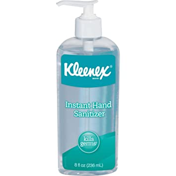Amazon Com Kimberly Clark 93060 Instant Hand Sanitizer 8oz Clear