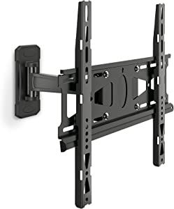 MOUNT MASSIVE TV Wall Mount for 32-55 inch TVs| MNT 204 | Swivels up to 120º (left/right) | Tiltable | TV wall mount | Universal compatibility