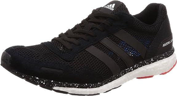 adidas Adizero Adios 3, Zapatillas de Running para Hombre, Rojo (Roalre/Negbás/Azubri 0), 48 EU: Amazon.es: Zapatos y complementos
