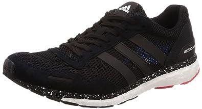 purchase cheap 1f615 e6d0d adidas Adizero Adios 3 M, Chaussures de Running Compétition Homme, Rouge  (Roalre