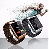 Bluetooth Smart Watch With Camera Touch Screen Smartwatch Unlocked Watch Cell Phone With Sim Card Slot Smart Wrist Watch Ped Fitness Tracker For Android Phones Samsung IOS Iphone 8 Sony Men Women Kids
