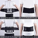 FREETOO Back Brace - Adjustable Back Brace for