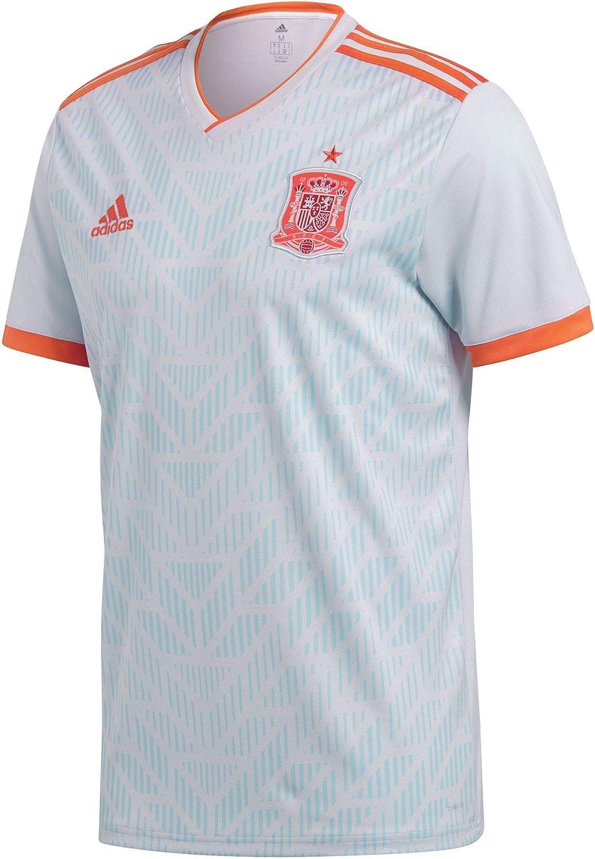 adidas Spain Away Replica Jersey Camiseta de Visita. Unisex niños: Amazon.es: Ropa y accesorios