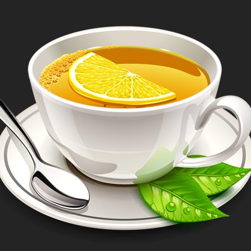 Tea Photo Collage