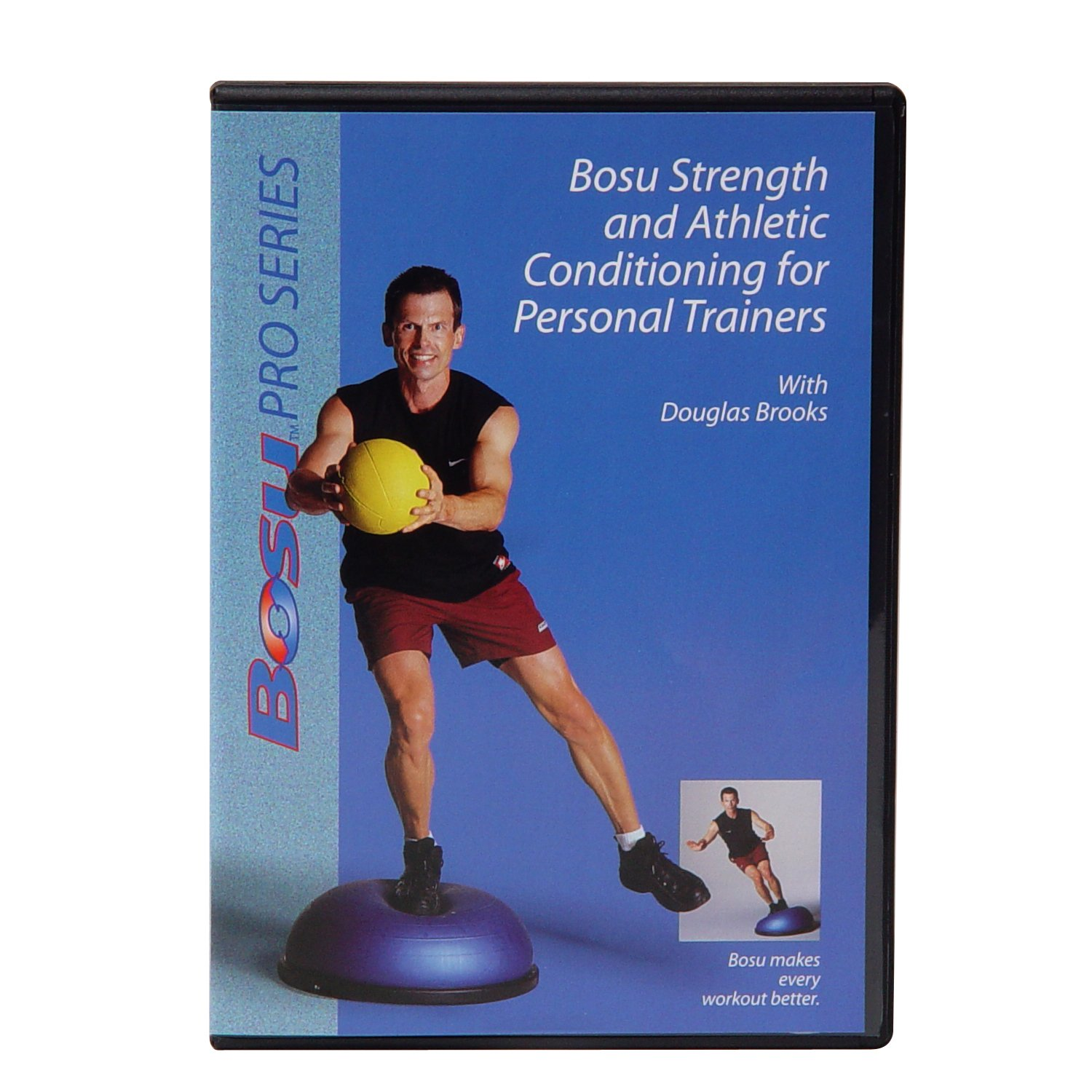 Bosu Strength and Athletic Conditioning for Personal Trainers DVD ...