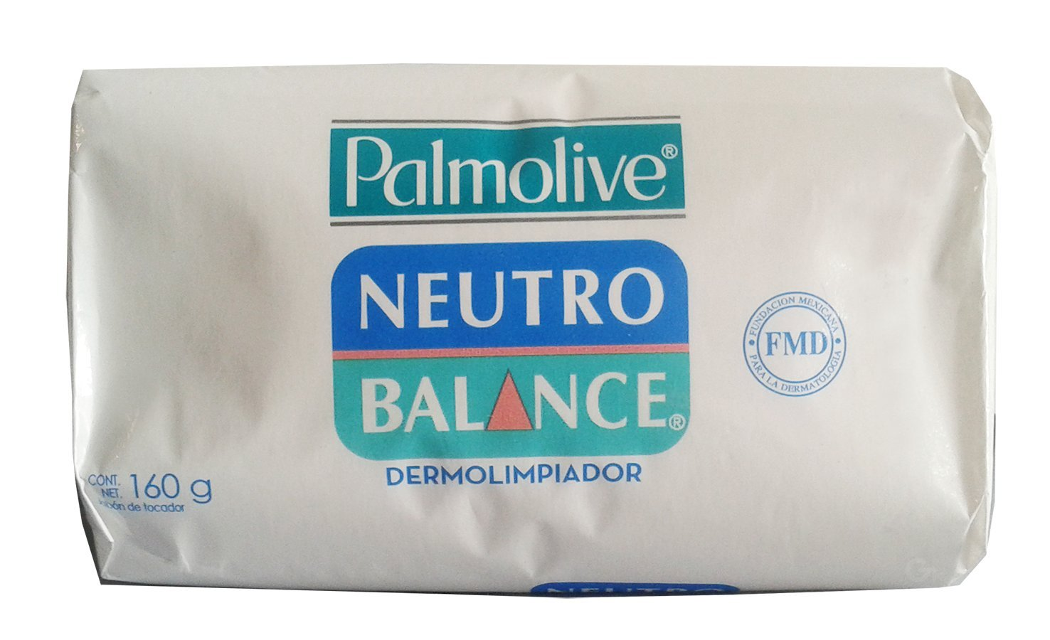 Amazon.com: Palmolive Neutro Balance Soap 6.34 oz - Jabon Balance Natural (Pack of 6): Beauty