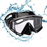 AQUA A DIVE SPORTS Scuba Snorkeling Dive Mask for