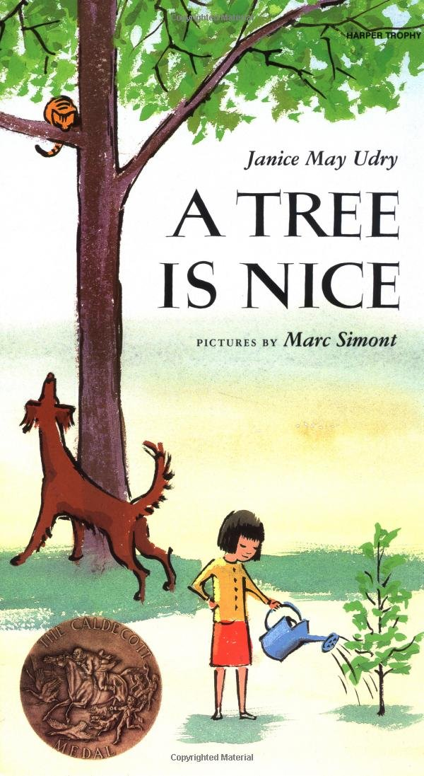 A Tree Is Nice by Janice Udry