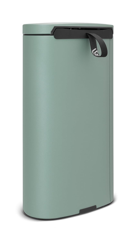 Amazon.com: Brabantia Pedal Bin Silent - Mineral Mint - 30 liter ...