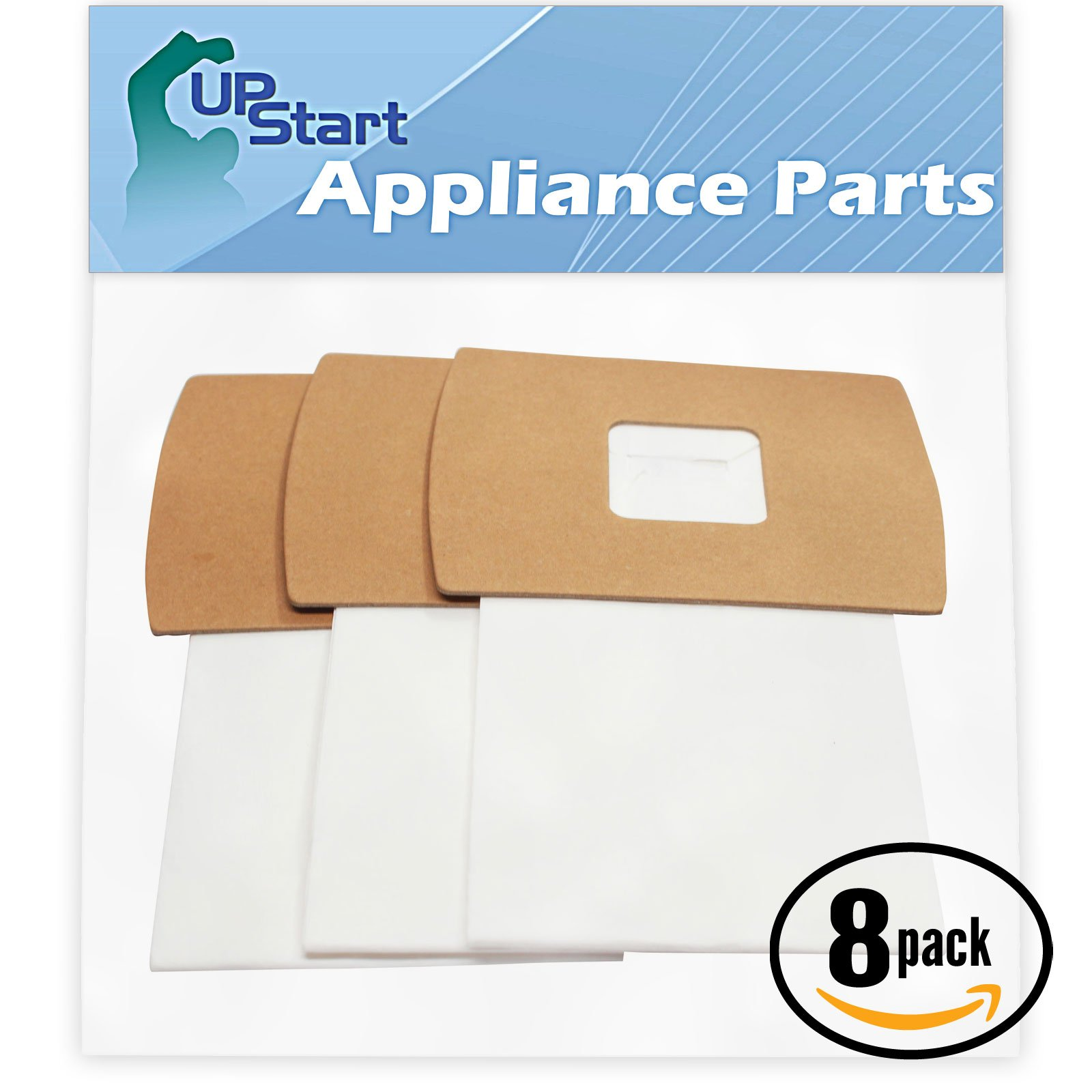 24 Replacement Type BB Buster B Vacuum Bags for Oreck - Compatible with Oreck XL2, Oreck PKBB12DW, Oreck BB900-DGR, Oreck XL PRO 5, Oreck Buster B, Oreck BB280D, Oreck BB870AW, Oreck XL 3, Oreck XL 5, Oreck XL7, Oreck XL8000, Oreck XL9000, Oreck XL9200, O