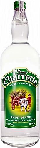 CHARRETTE RON BLANC0 49% 4,5 LITROS: Amazon.es ...