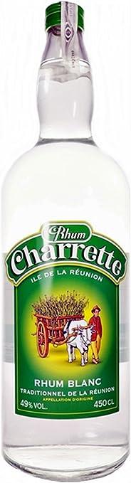 CHARRETTE RON BLANC0 49% 4,5 LITROS: Amazon.es: Alimentación ...