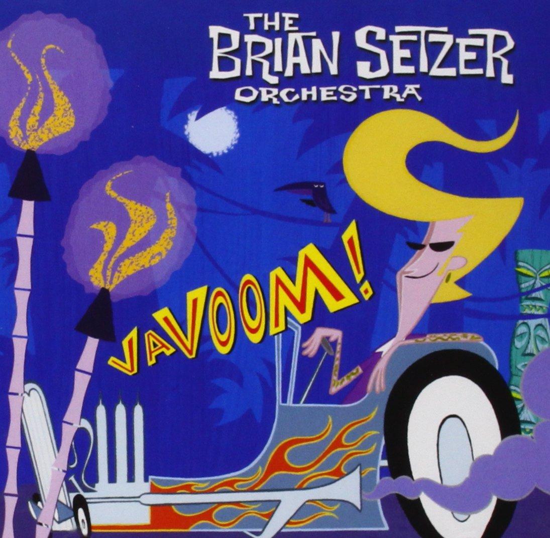 Vavoom! by Setzer Orchestra, Brian