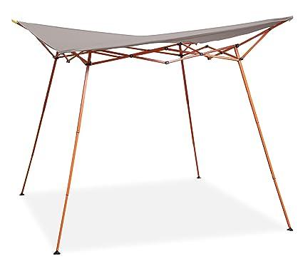 Caravan Canopy 8u0027 x 8u0027 Evo Shade Instant Canopy Grey Top/Orange  sc 1 st  Amazon.com & Amazon.com : Caravan Canopy 8u0027 x 8u0027 Evo Shade Instant Canopy Grey ...