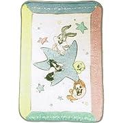 Looney Tunes Luxury High Pile Plush Throw Baby Blanket