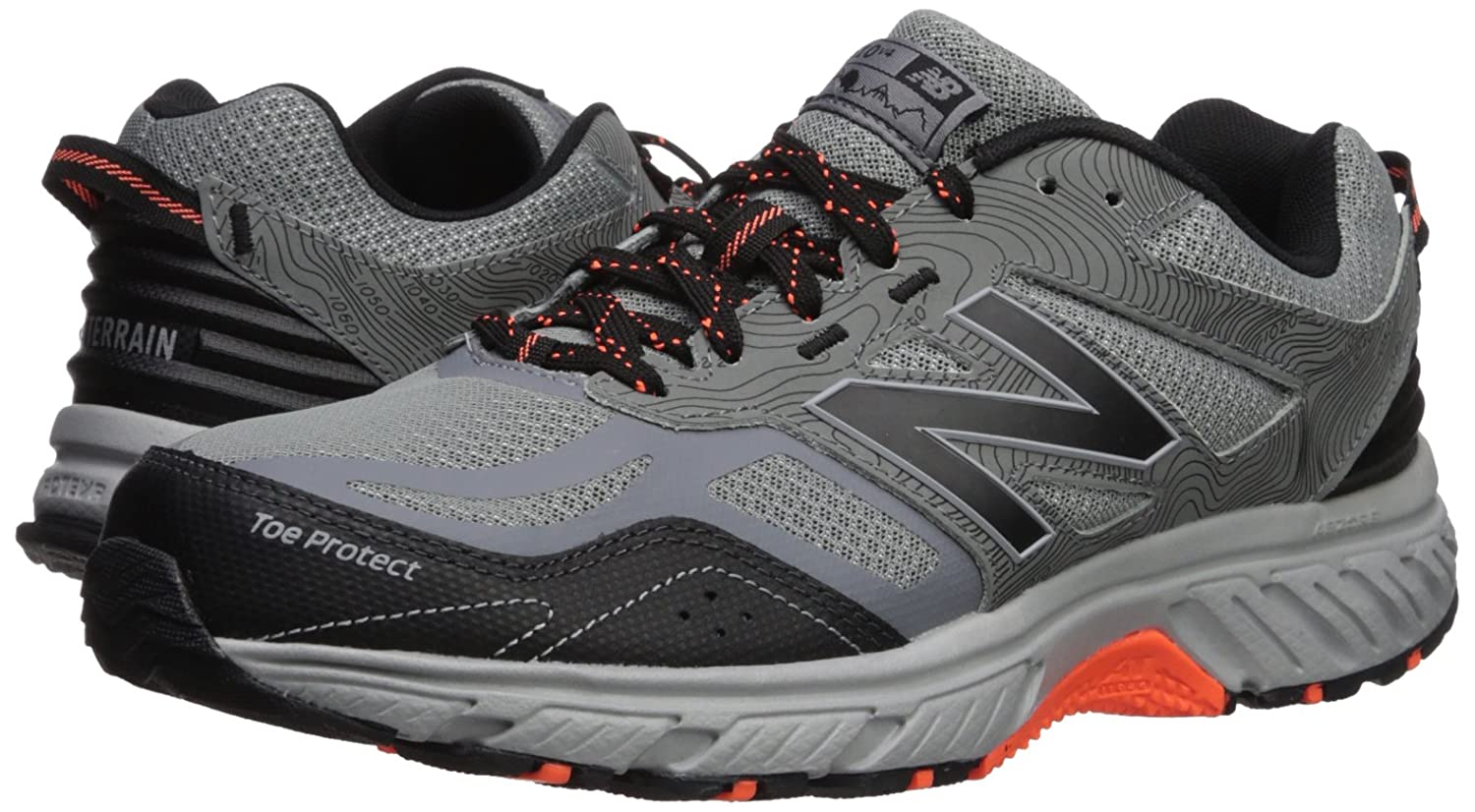 f9979d5d5bc New Balance Men's 510v4 Cushioning Trail Running Shoe