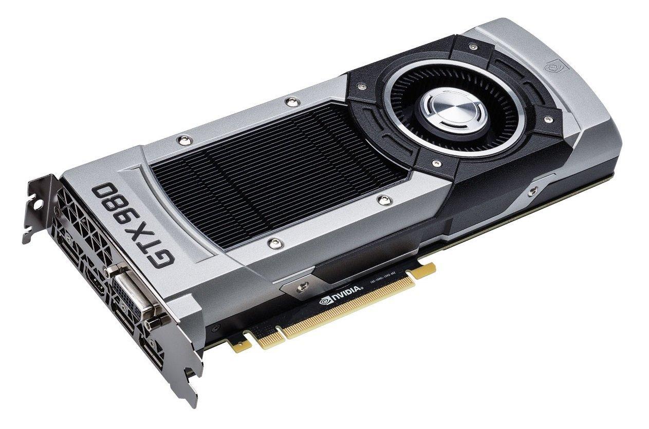 Nvidia GeForce GTX 980 4GB - Tarjeta gráfica: Amazon.es: Informática