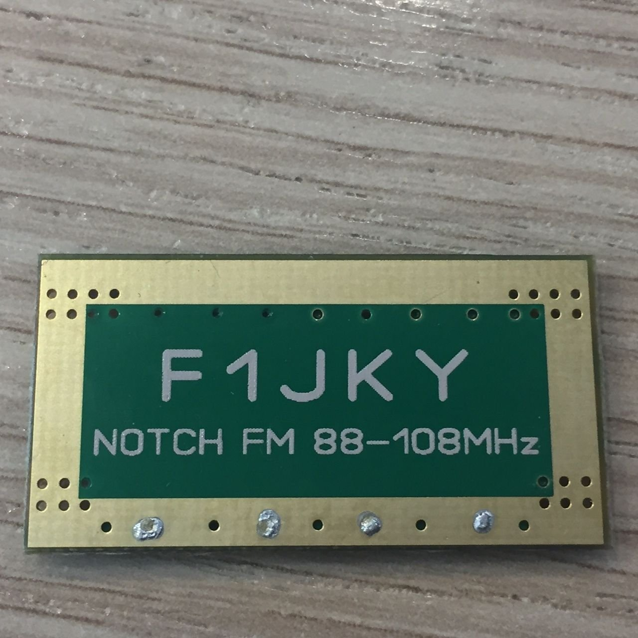 Fm Notch 88 108 Mhz Band Reject Filter Fr Receivers Low Pass For Sdr Clean Rx Lowers Noise A Home Audio Theater