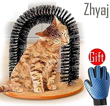 Juguetes Para Gatos, Accesorios Para Mascotas Peinando El Pelo ...