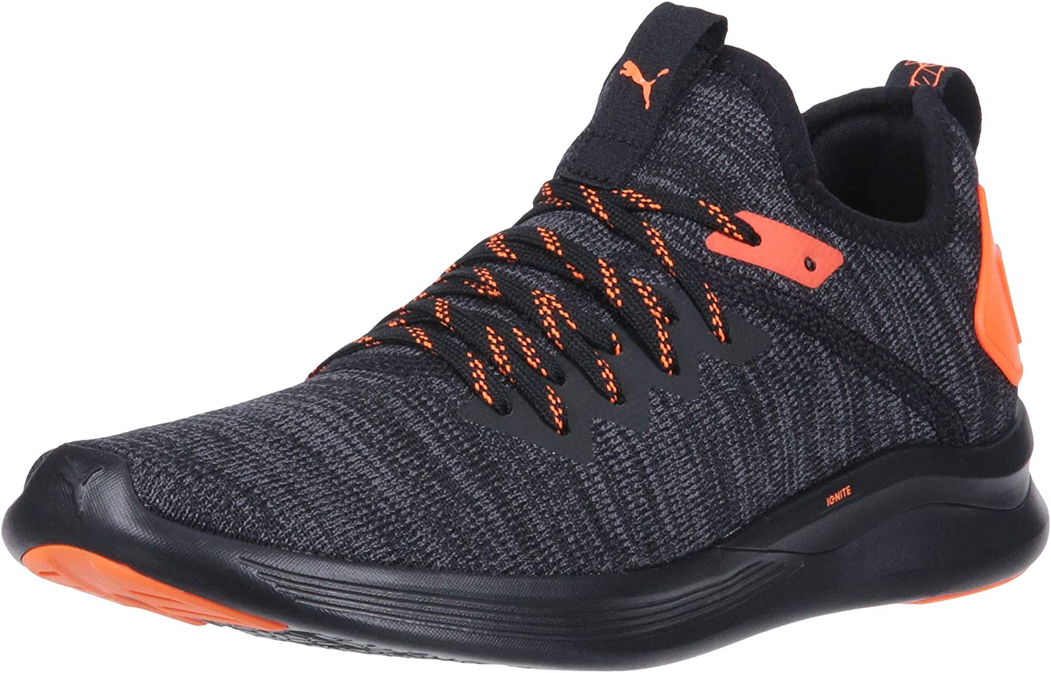 PUMA Men s Ignite Flash Evoknit Sneaker