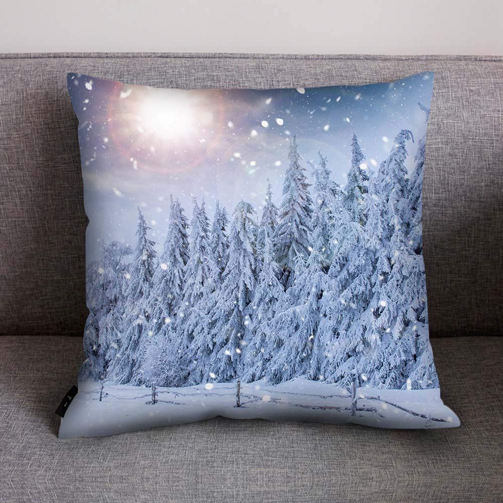 case Cover Christmas Pillow case Cover Prime Christmas Pillow case Cover Christmas Pillow Covers 18x18 Set of 4 Christmas Pillow 20x20 Christmas Pillows Outdoor mchristmas