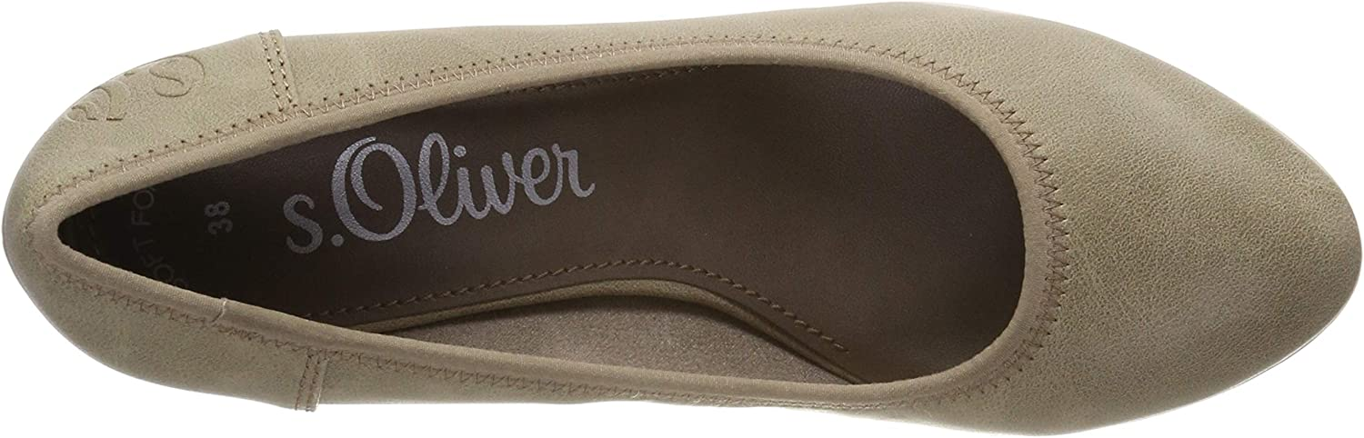 s.Oliver Womens 5-5-22301-22 324 Closed-Toe Pumps