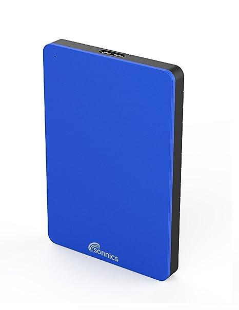 Sonnics - Carcasa para Disco Duro Externo (2,5 Pulgadas, USB ...