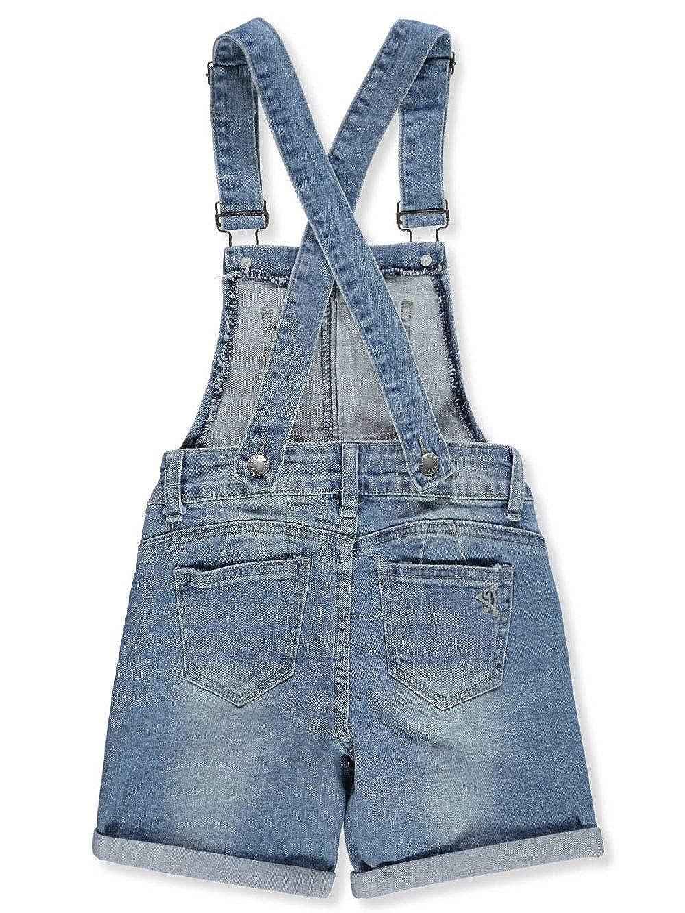 Colors as Shown 3t VIP Jeans Toddler Denim Shortalls