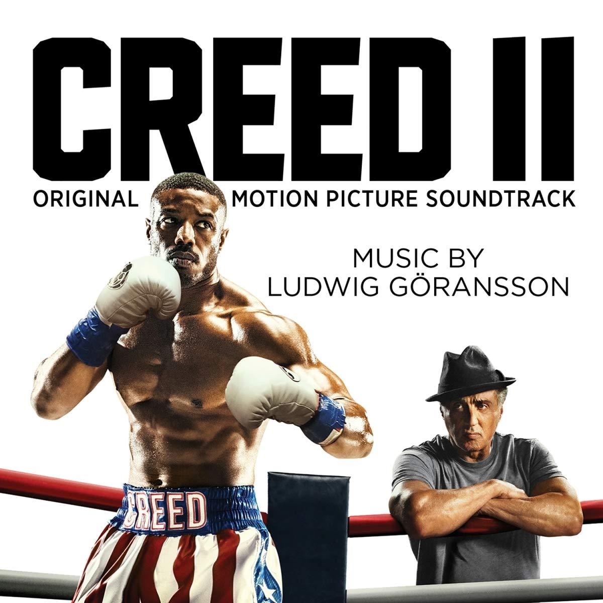 CD : Ludwig Goransson - Creed Ii (original Motion Picture Soundtrack) (United Kingdom - Import)