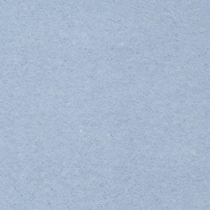 """SOLID POLAR FLEECE FABRIC - Baby Blue 60/"""" WIDE SOLD BY YARD ANTI-PILL"""