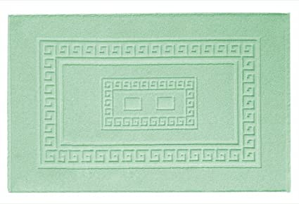 2dbd01043f TAPPETO BAGNO GRIGIO 60X180 CM MISTO COTONE MADE IN ITALY: Amazon.it: Casa  e cucina