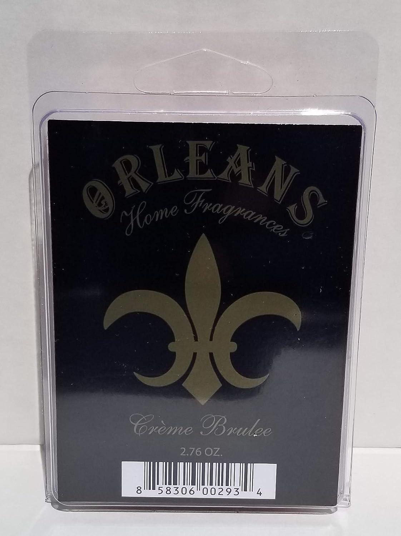 Orleans Home Fragrances Wax Melts Creme Brulee