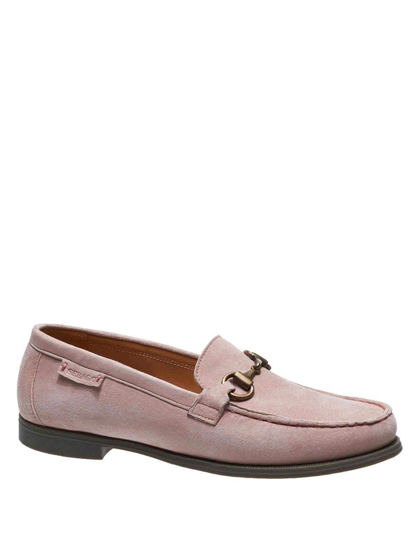 Plaza Scarpe Women's Suede E Borse Amazon Mauve Bit Sebago Loafers it c5w4c