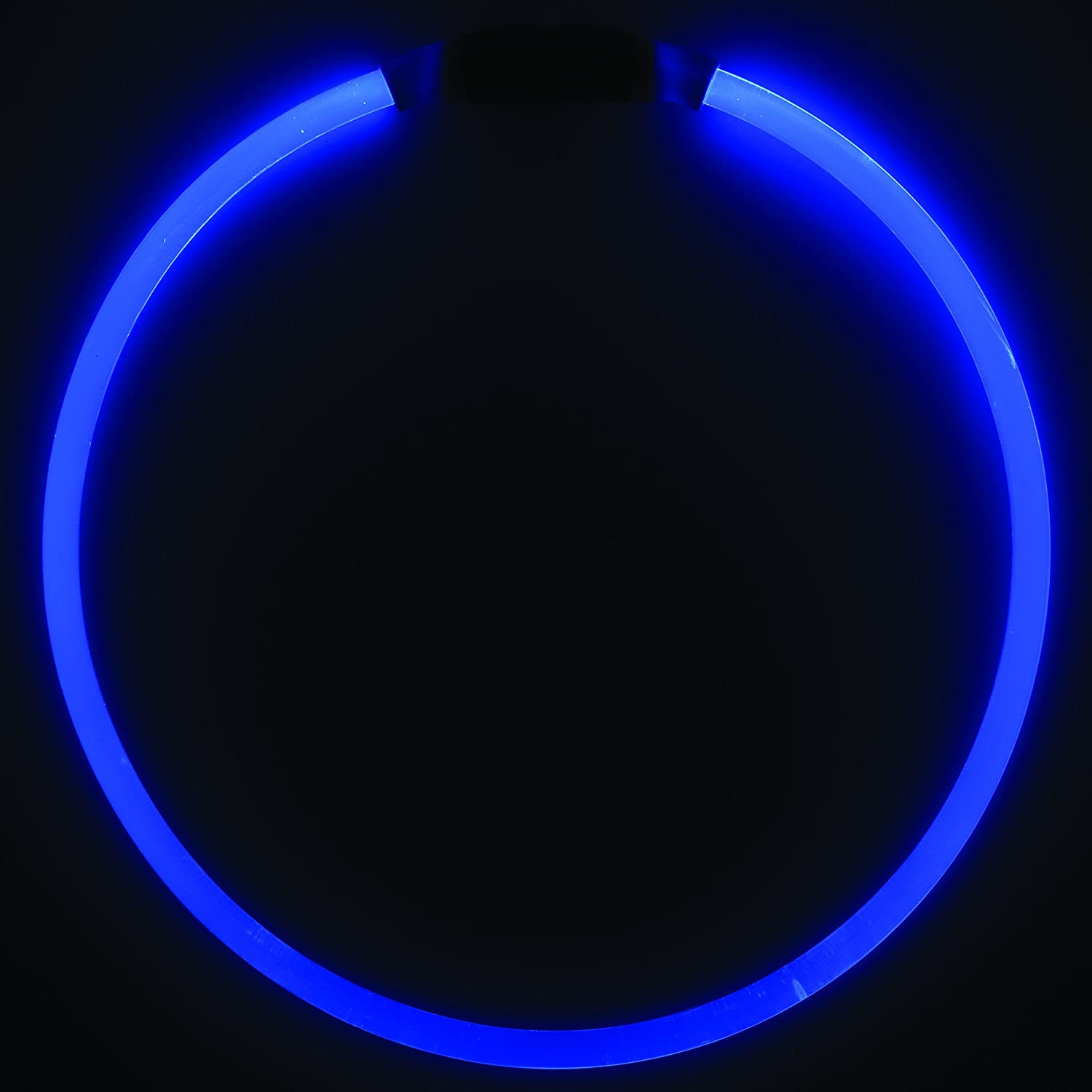 Bright Reusable Glow Necklaces With LED Technology-Blue Nite Ize NiteLife LED Necklace