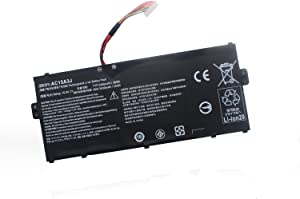 Tesurty AC15A3J Replacement Battery for Acer Chromebook 11 CB3-131 C735 C735-C7Y9 Chromebook R 11 C738T CB5-132T CB5-132T-C8ZW Series Laptop AC15A8J KT.00303.017