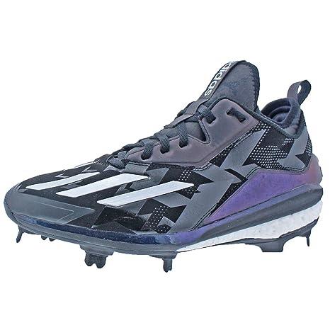 sale retailer 7ff6a 107dc adidas Boost Icon 2 Xeno Black Silver Baseball Shoes 10