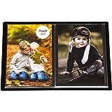 2PO Compact Portfolio Photo Album Holds 48 Pictures - 5x7 Inch/Space Saver Album
