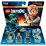LEGO 1000546254 Dimensions – Team Pack – Jurassic World