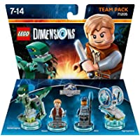 LEGO Dimensions LEGO Jurassic World Team Pack TTL